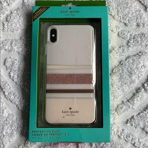 Kate Spade Iphone XS Max cover